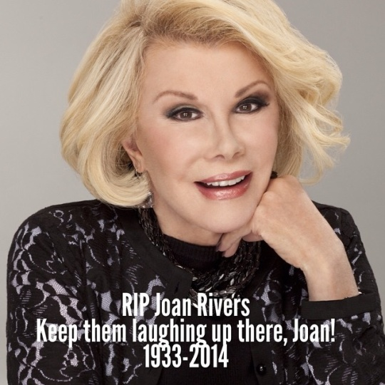 Rip Joan rivers